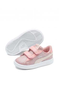رز کفش اسپرت کودک دخترانه صورتی  Puma Kids 1564999189