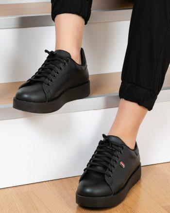 کفش اسپرت اسنیکر زنانه الاستن Sateen 1566293726