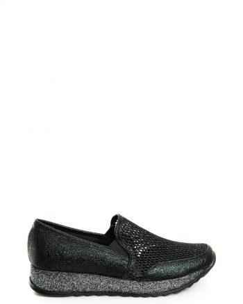 کفش اسپرت اسنیکر طرح دار زنانه الاستن Sateen 156629372