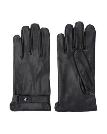 دستکش مردانه مشکی  1% اصل چرم Derimod 156472866