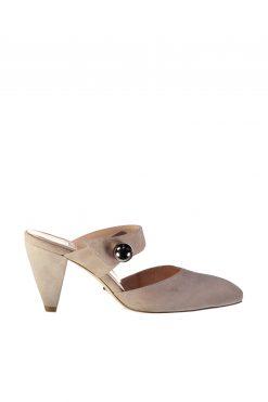 کفش کلاسیک زنانه  چرم 100% اصل جیر İnci 1567152268