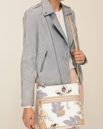 کیف  گل دار زنانه Pierre Cardin 1565946495