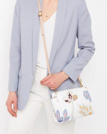 کیف  زنانه گل دار Pierre Cardin 1565946558