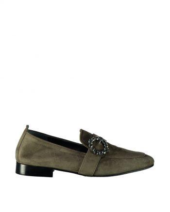 کفش روزانه زنانه  100% اصل چرم Hotiç 1566461883