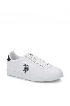 کفش اسپرت اسنیکر  سفید الاستن U.S. Polo Assn. 1565598973