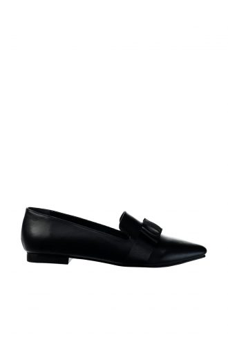 کفش لوفر زنانه مشکی  TRENDYOLMİLLA 1565696558