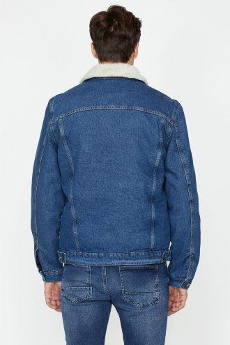 کت آبی مردانه  Koton 156554288