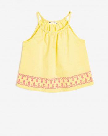 ورزشی بچه گانه دخترانه زرد  Koton Kids 15651184