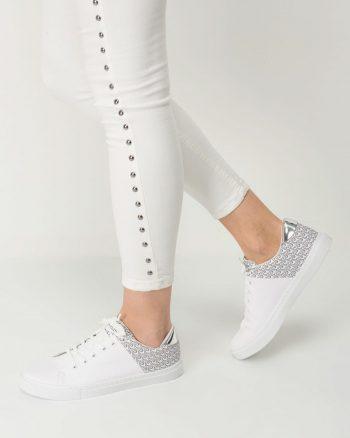 کفش اسپرت اسنیکر زنانه الاستن Pierre Cardin 1566367528