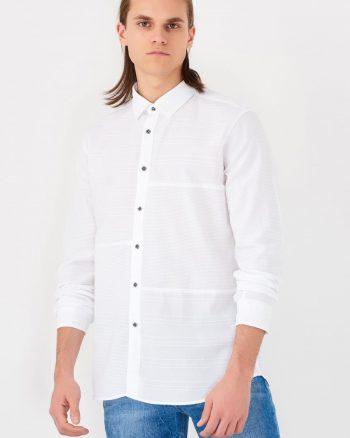 پیراهن بدون جیب مردانه  Mavi 1566118694
