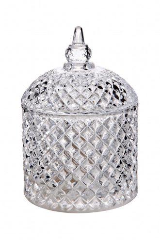 بزرگ شیشه ای کریستال  Queen's Kitchen 1565799779