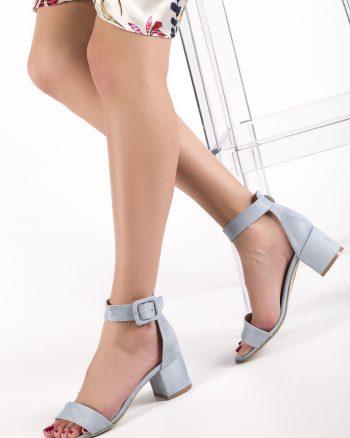 کفش پاشنه بلند زنانه  جیر SOHO 1565947145