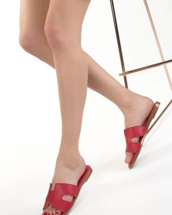 دمپایی زنانه قرمز  SOHO 1565597278