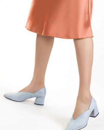 کفش پاشنه بلند زنانه  جیر SOHO 1565947158