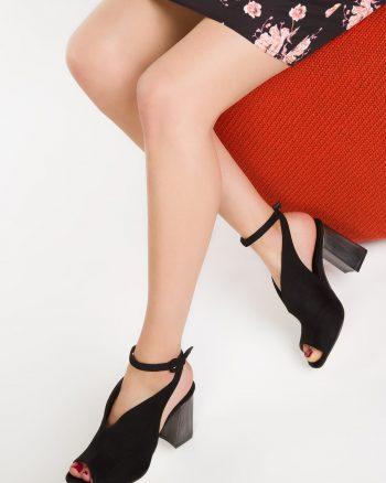 کفش پاشنه بلند زنانه  جیر SOHO 156611865