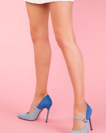 کفش پاشنه بلند زنانه  جیر SOHO 1565947154