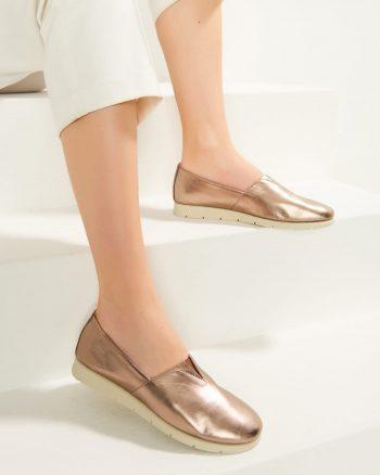 کفش زنانه  100% اصل چرم Bambi 1566461742
