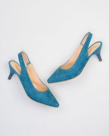 کفش پاشنه بلند کلاسیک زنانه  Bambi 1565947156