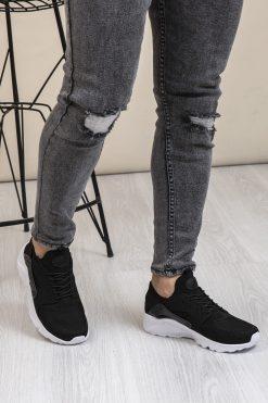کفش اسپرت اسنیکر  الاستن Tonny Black 15677445